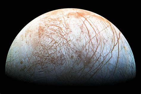 Astronomers Detect Water Vapor Around Jupiter's Moon ...