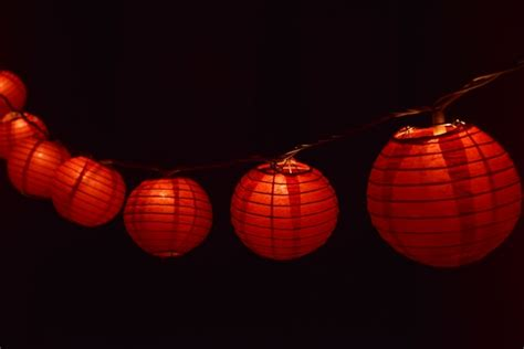 paper lantern string lights how to assemble paper lantern string lights