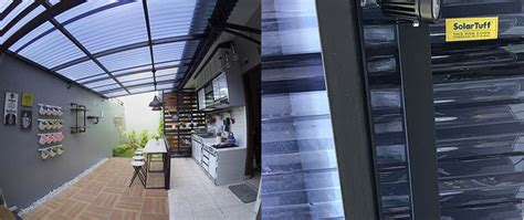 inspirasi desain atap kanopi minimalis  kekinian