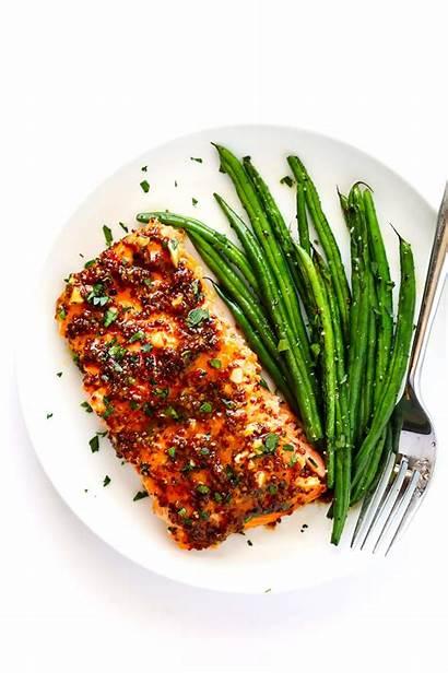 Salmon Mustard Honey Foil Recipe Oven Recipes