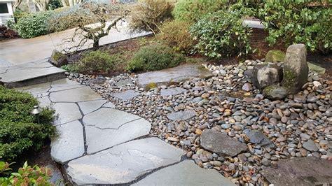 landscape walkways portland  landscaping portland