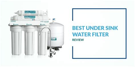 best under sink reverse osmosis system best under sink water filter guide reviews reverse