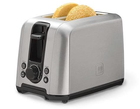 toaster stainless toastmaster tm 22ts 2 slice stainless steel toaster silver