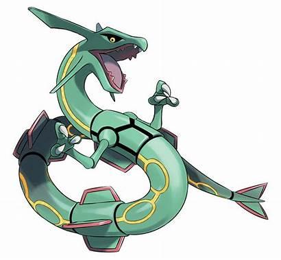 Rayquaza Pokemon Wikia Mega