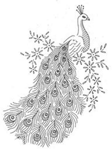 peacock sketch      wood burning pattern