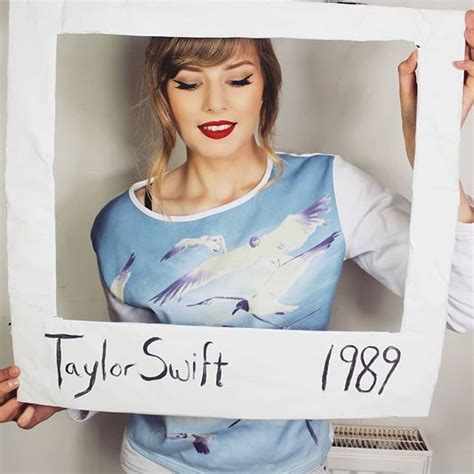 1989 Album Cover Taylor Swift | Taylor Swift DIY Halloween ...