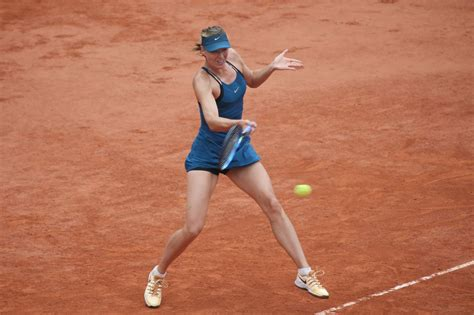 The tournament is notable enough to have its own article on wikipedia. Maria Sharapova - French Open Tennis Tournament 2018 in ...