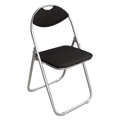 chaise de bureau pliable