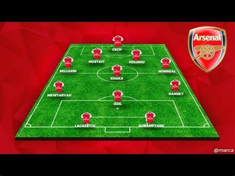 Arsenal vs CSKA Moscow lineup: Who's in the starting XI?