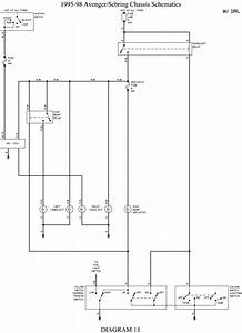 Need A Diagram For 1998 Chrysler Sebring Coupe Turn Signal Circuit