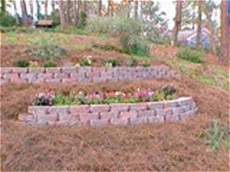 How To Build A Backyard Garden by How To Build A Terraced Garden Garden Terrace Garden