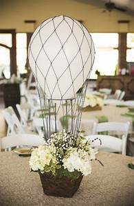 air balloon wedding renee the pink