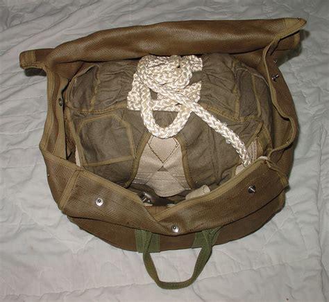 ww  german fallschirmjager parachute rz