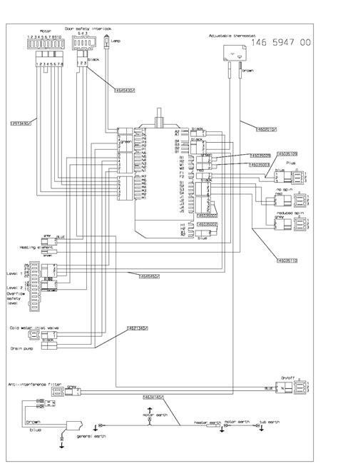 aeg lavamat 40820 service manual schematics