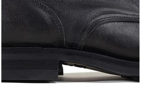 Viberg Service Boot in Black Camel