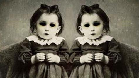top  creepy twins  horror pophorror