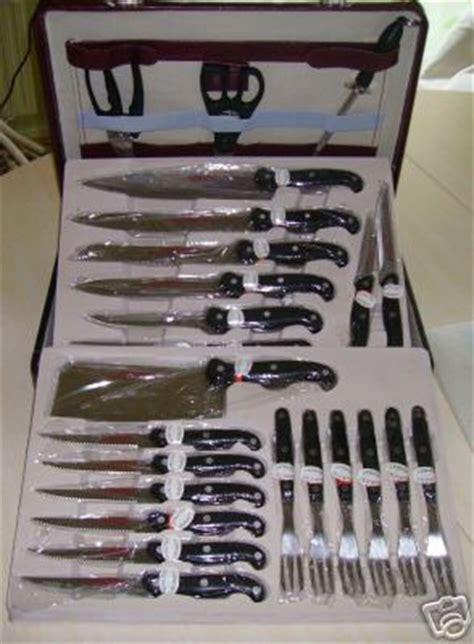 malette de couteaux de cuisine destockage grossiste liquidation