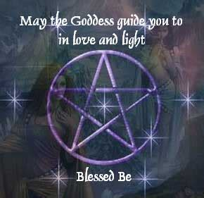 goddess guide    love  light blessed