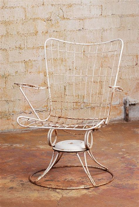 mid century modern homecrest wire eames era chair