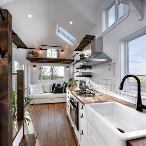 30 rustic tiny house interior design ideas you must