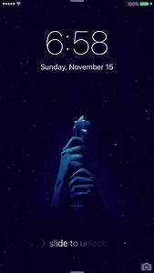 I made a custom iPhone live wallpaper! : StarWars