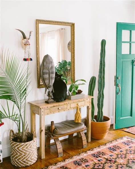 What's Hot On Pinterest 6 Boho Home Decor