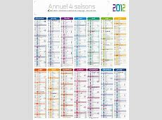 Calendrier Annuel 2012 New Calendar Template Site
