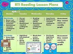 CCSS Phonemic Awareness & RtI Lesson Plans | Literacy ...