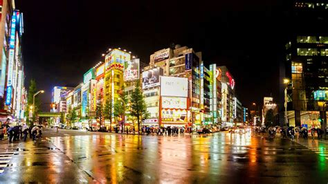 Welcome to Tokyo's Akihabara Electric Town, with the