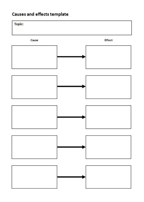 cause and effect diagram template cause and effect template fishbone diagram wonderful excel runnerswebsite