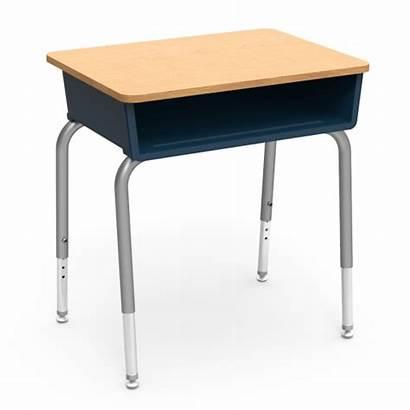 Desk Student Classroom Box Virco Plastic Series