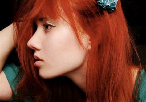 fancy red hair color shades creativefan