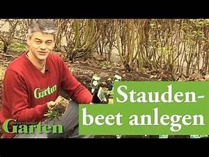 Gartenbeet Anlegen Beispiele : gartentipp staudenbeet anlegen youtube ~ Yasmunasinghe.com Haus und Dekorationen