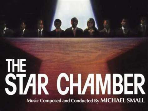 The Star Chamber by Michael Small (Main Title) (1983 ...