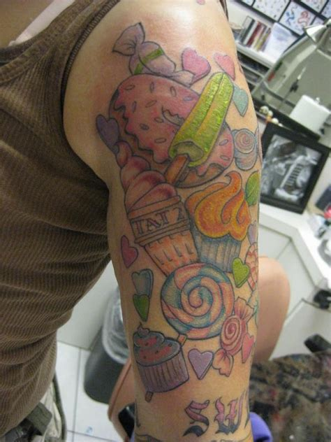 22 best Candy tattoos images on Pinterest | Candy tattoo