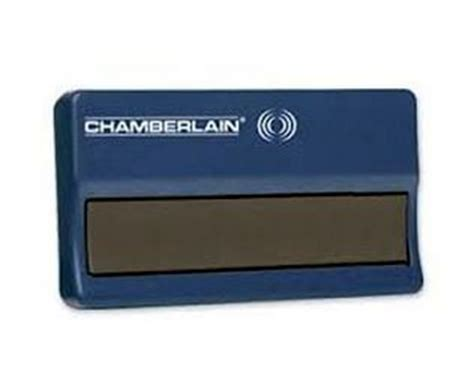 chamberlain garage door opener remote chamberlain 950cd multi function 1 button garage door