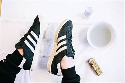 Trainers Clean Cleaning Five Adidas Thread Seconds