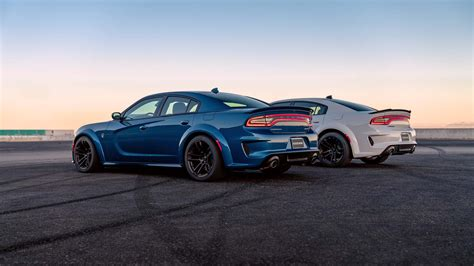 2020 dodge charger hellcat 2020 dodge charger widebody revealed in hellcat and
