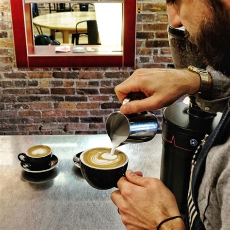 Bio a coffee lover/addict exploring the #annarbor area #coffee culture from all angles. Ann Arbor Caffeine Crawl to offer educational tour of local coffee roasters