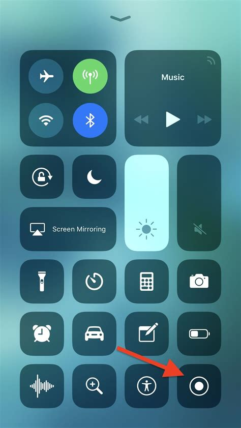 how to screen on iphone record your iphone s screen in ios 11 without a computer