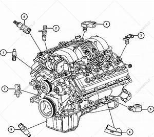 2005 57 Hemi Engine Diagram