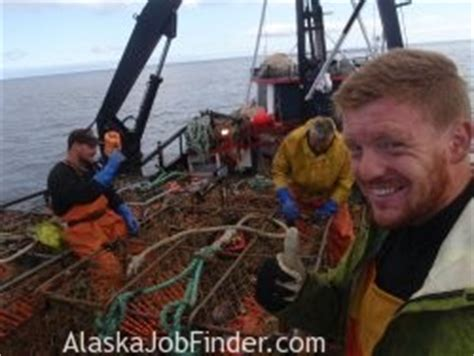 Crab Fishing Boat Jobs by Greenhorn Crab Fishing Jobs In Alaska Alaskajobfinder