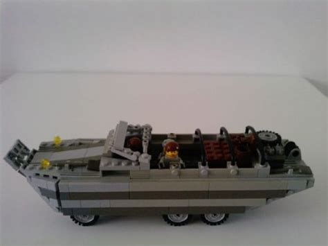 Hibious Vehicle by 500 Server Error