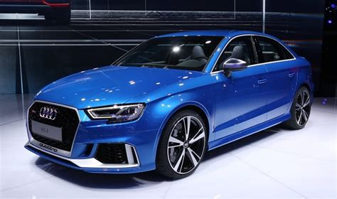 2019 Audi Rs3 Redesign And Specs  2018  2019 Cars Coming Out