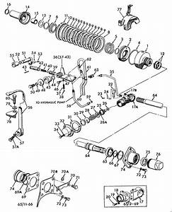 The Ford 4000 Tractor  The Pto Will Not Shut Down  The
