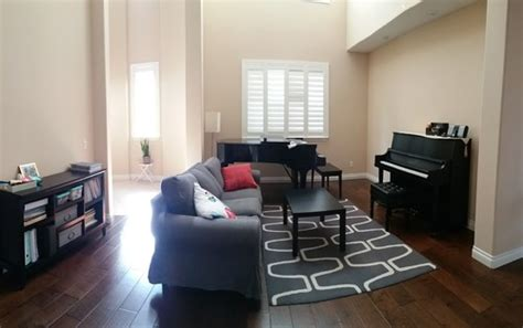 furniture placement  living room   pianos