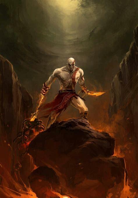 122 Best Kratos Mortal Kombat Images On Pinterest