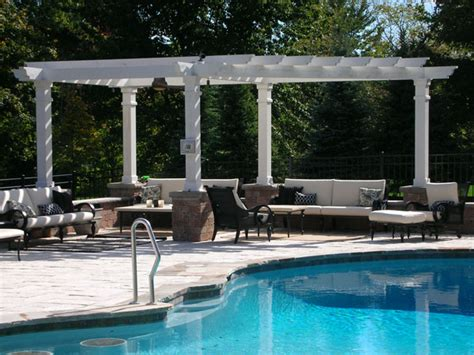 pool with pergola pergolas over swimming pools inspiration pixelmari com