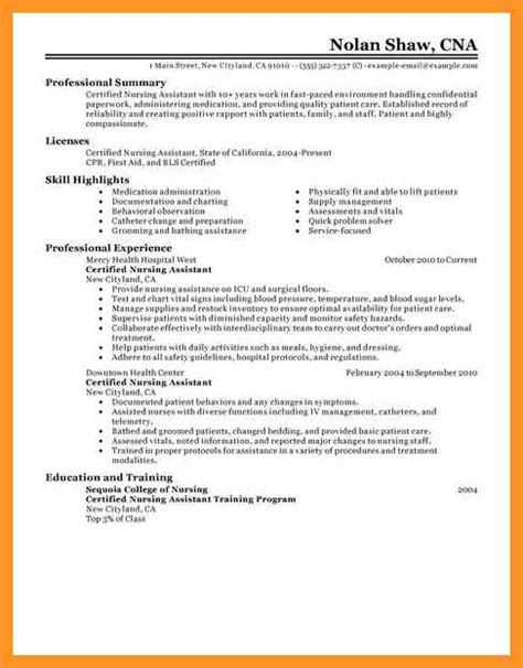 Sle Resumes For Nurses Aides by Physical Therapy Aide Resume Sle Bio Letter Format