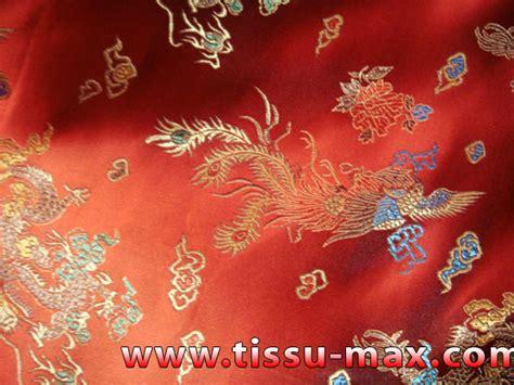 tissu chinois tissus au m 232 tre
